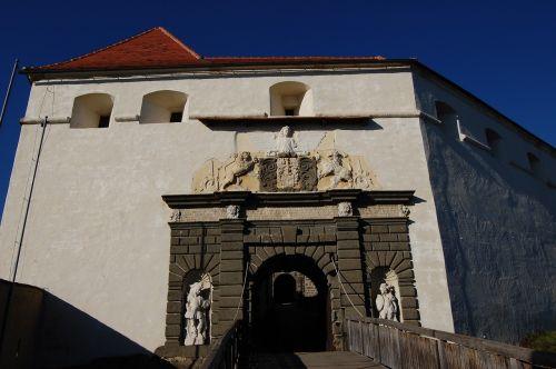 riegersburg castle castle gate