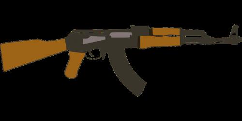 rifle gun weapon