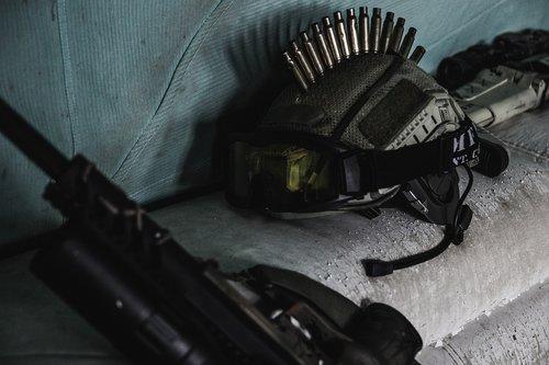 rifle  airsoft  gun barrel