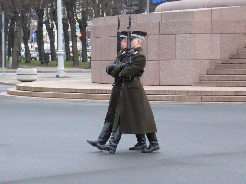 riga latvia military