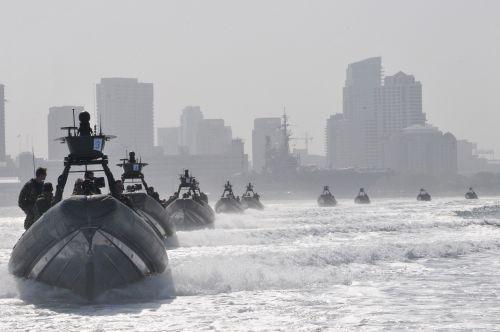 rigid hull boat inflatable speed