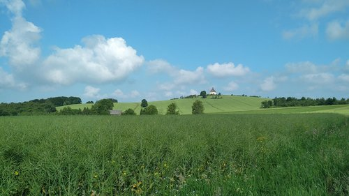 rinds mountain  seiffen  neuhausen