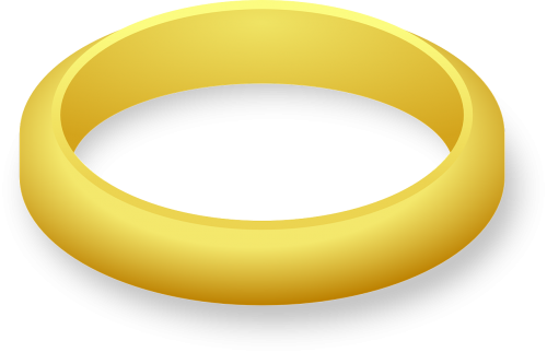 ring wedding ring gold