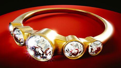 ring jewellery diamond
