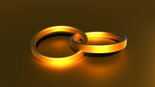 ring wedding before