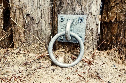 ring iron ring fastening ring