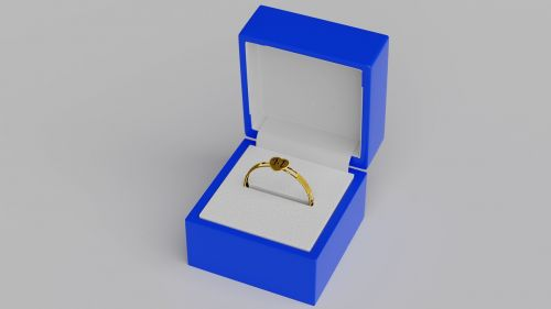 ring gold golden