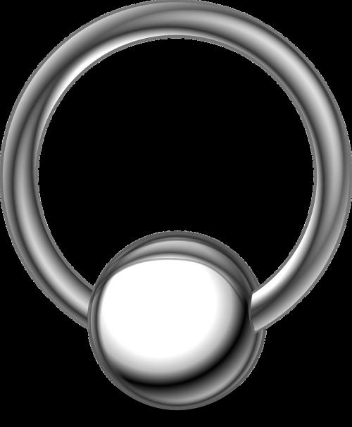 ring platinum accessory