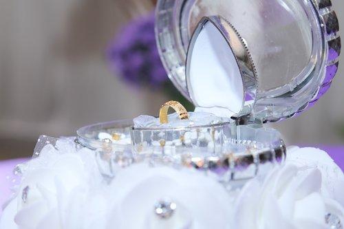 ring  wedding  case