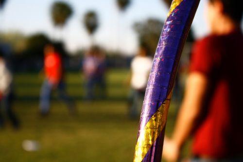 ring hula purple
