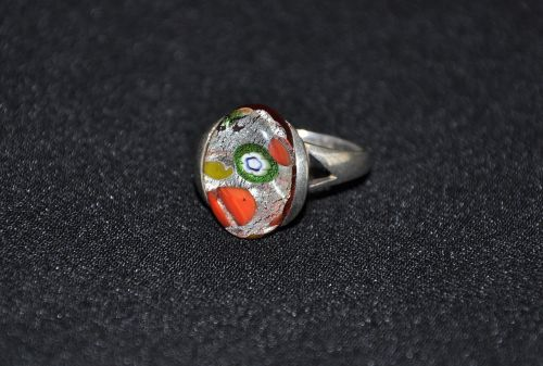 ring silver jewellery