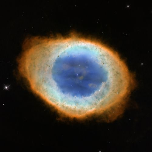 ring nebula space messier 57