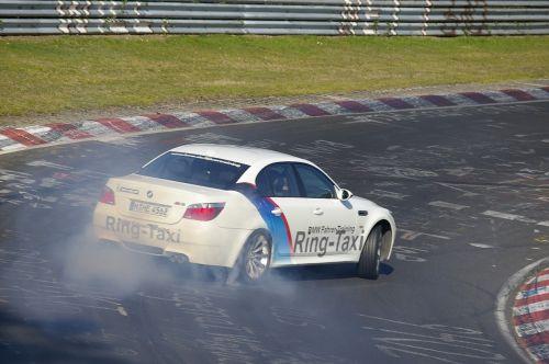 ring taxi nürburgring drift
