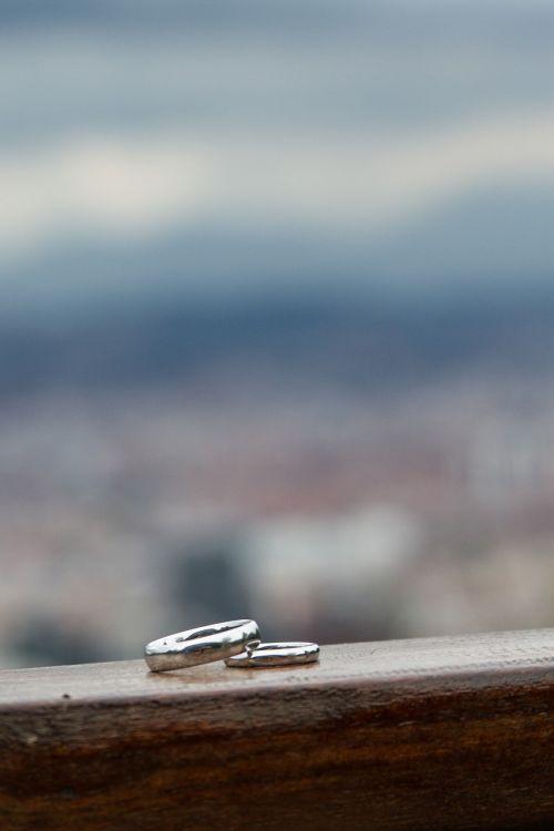 rings wedding grooms
