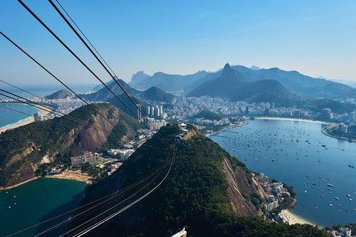 rio de janeiro  brazil  sugarloaf