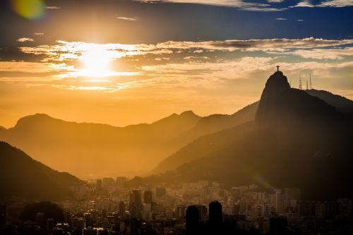 rio de janeiro corcovado brazil