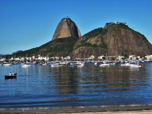 rio de janeiro sugarloaf brazil