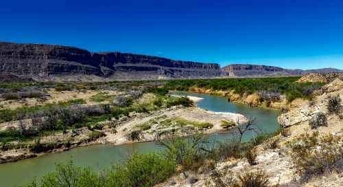 rio grande river water texas
