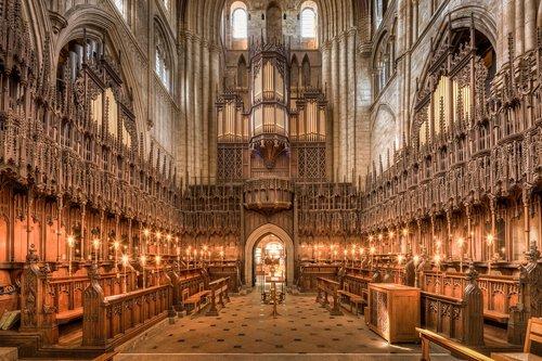 ripon cathedral  ripon  cathedral