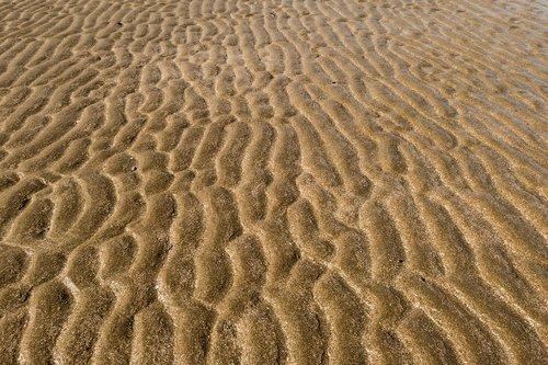 ripples  beach  endless