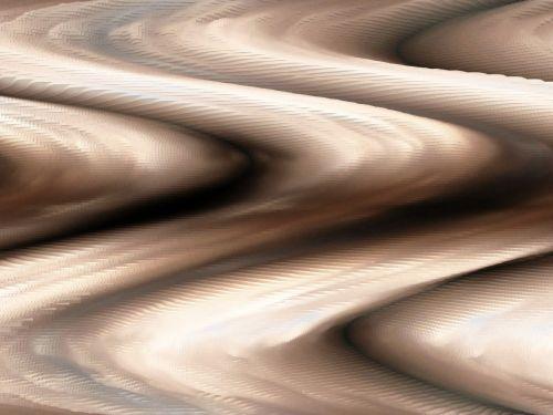 Ripples On Desert Sand Effect
