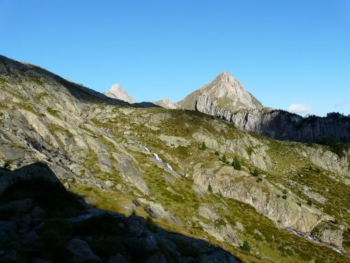 rise pico de paderna pyrenees