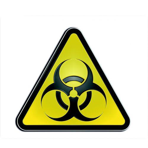risk warning signs shield