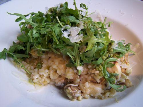 risotto food italian food