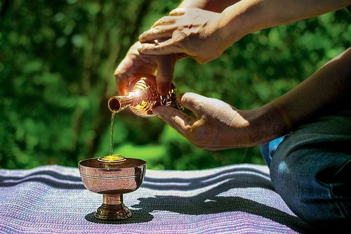 ritual  theravada buddhism  buddhist