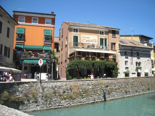riva promenade italy
