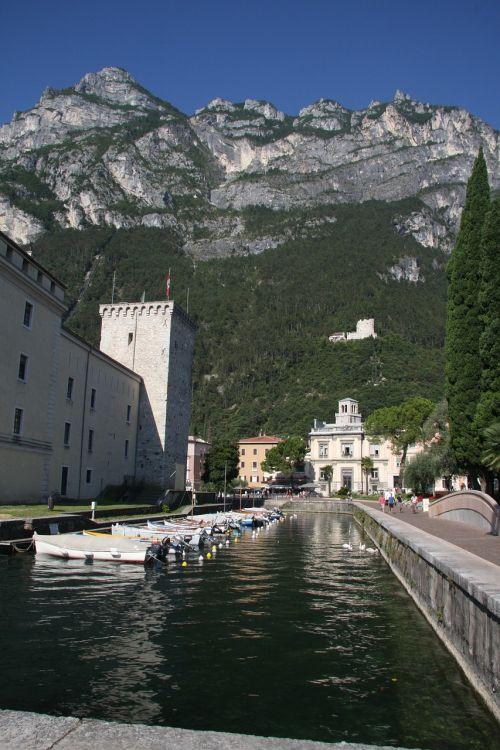 riva italy lake garda