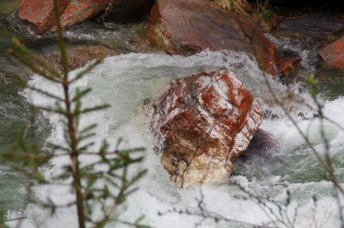 river rapids ticino