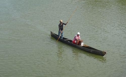 river shambhavi boat