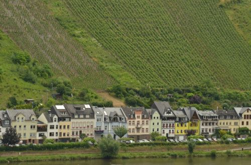 river moselle houses