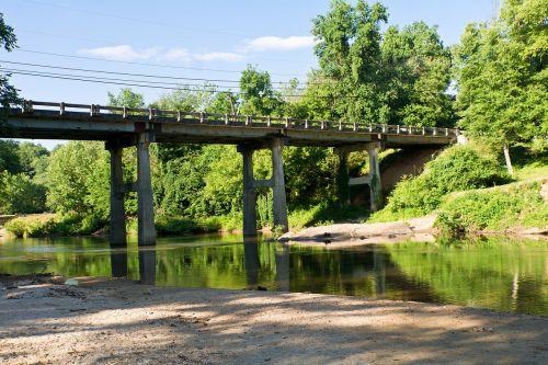 river bridge road