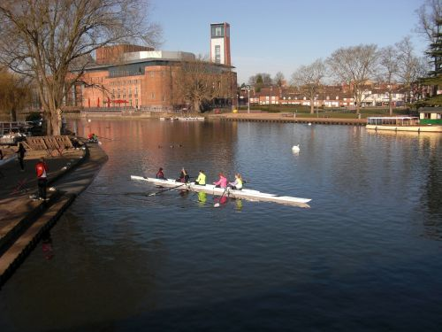 river theatre rowing
