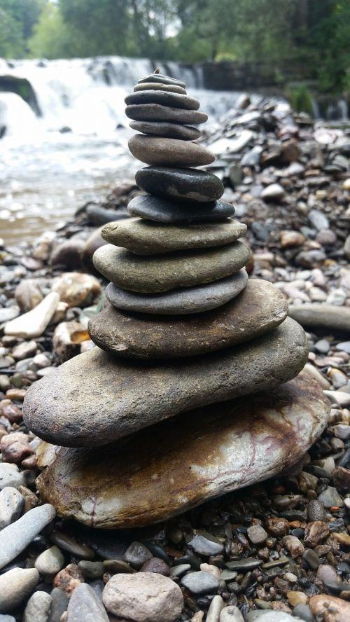 upė,akmenys,bokštas,weir,vanduo,gamta,akmens bokštas,bankas