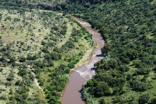 river affluent water