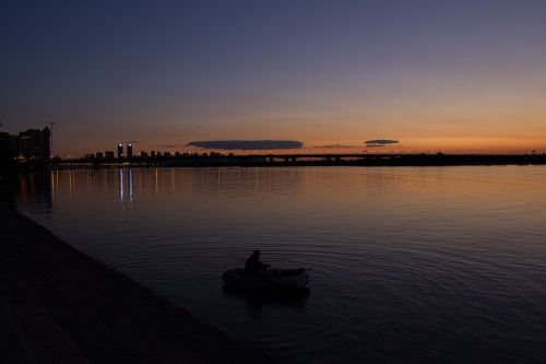 river dinghy afterglow