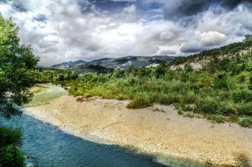 river drome france