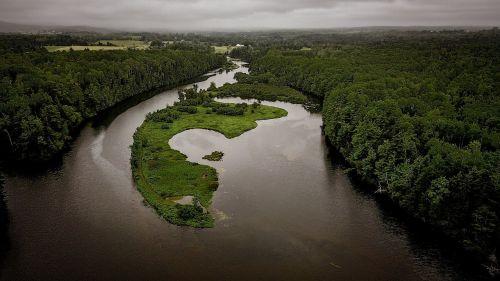 river island uav