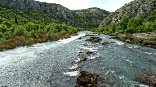 river neretva water