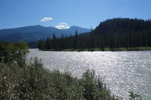 river canada back light