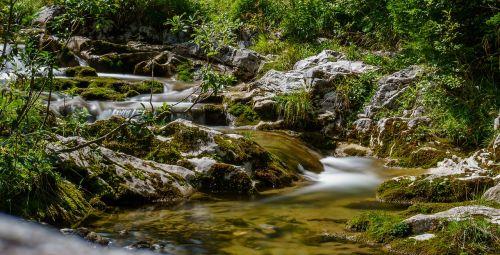 river longexposure water