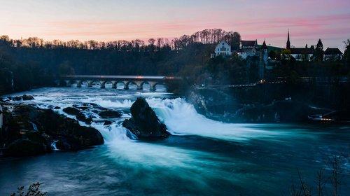 river  falls  water