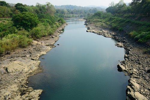 river  drain  water