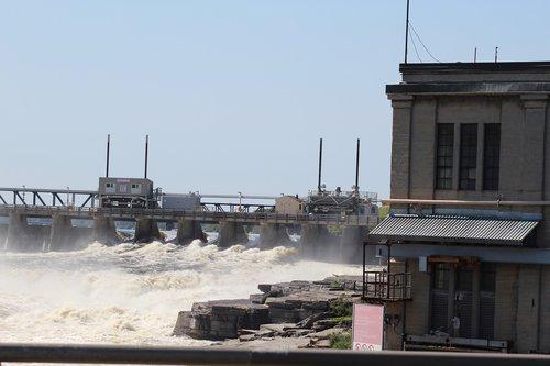 river  dam  energy