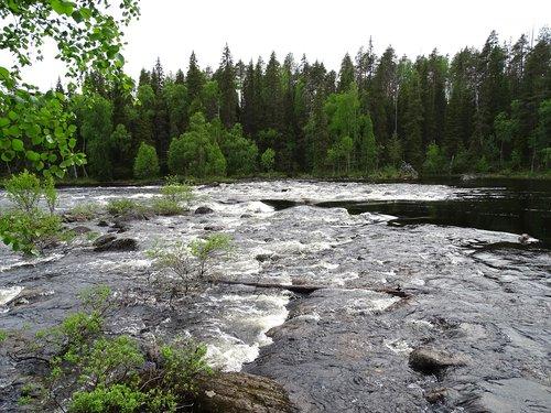 river  north  alloy