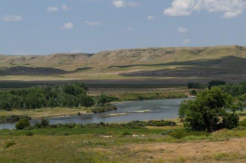 river  bighorn  montana
