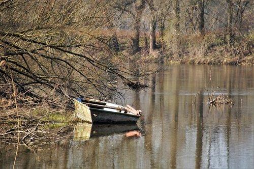 river  nature  vernal